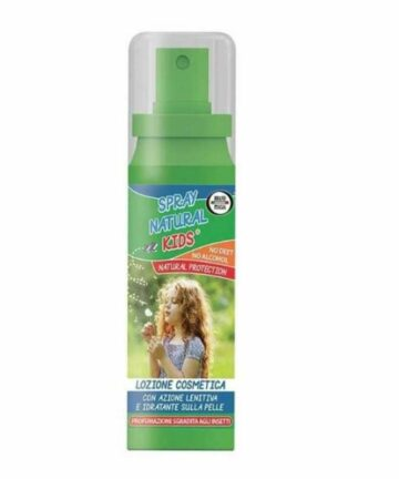 Spray Natural Kids against mosquitos