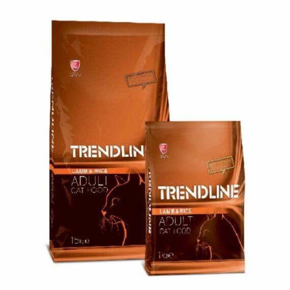Trendline adult cat beef