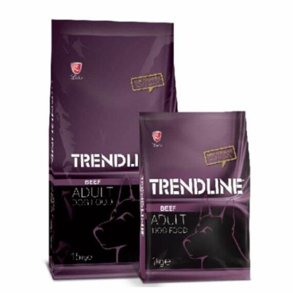 Trendline adult dog beef