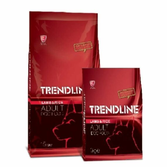 Trendline adult dog lamb and rice