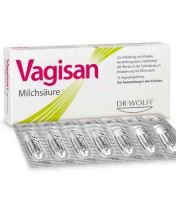Vagisan Lactic Acid ovules
