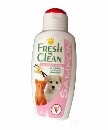 Vele dog and cat shampoo