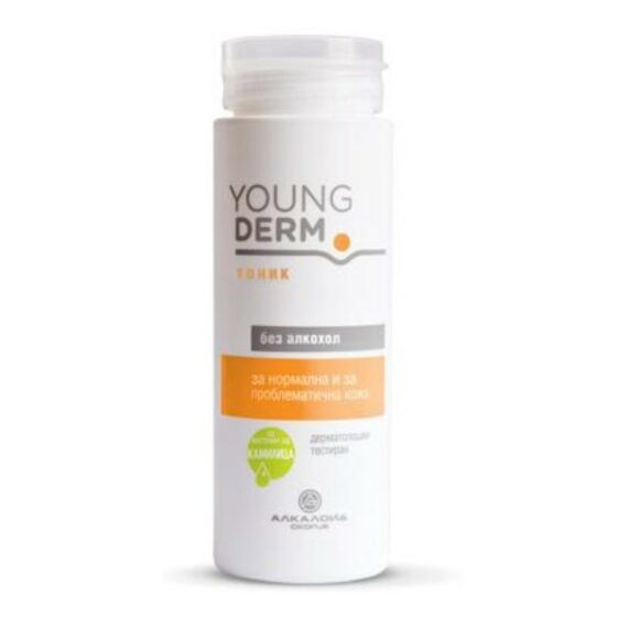 Young derm tonic for normal and problematic skin