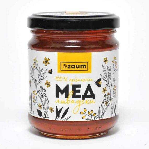 Zaum Orgnic honey 240ml