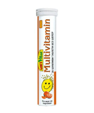 AmosVital Multivitamin effervets
