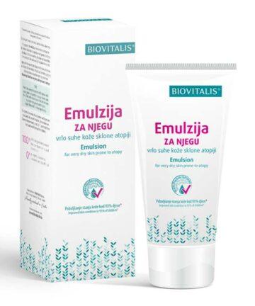 biovitalis very dry skin emulsion