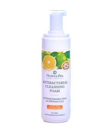 Hedera Vita antibacterial cleansing foam