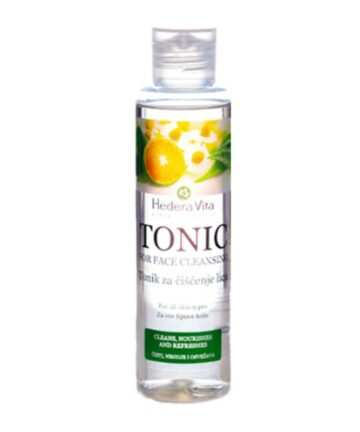 Hedera Vita face cleansing tonic