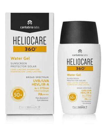 Heliocare 360 water gel SPF50