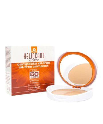 Heliocare compact oil free SPF50
