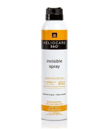 Heliocare 360 invisible spray SPF50