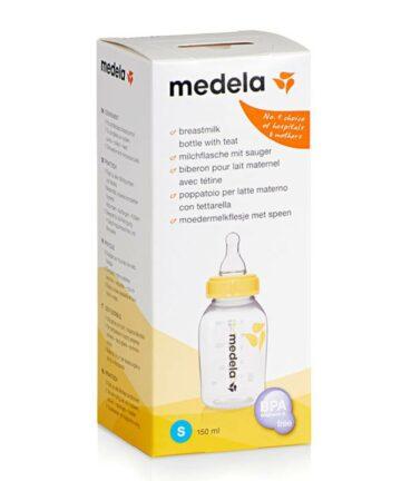 Medela S feeding bottle