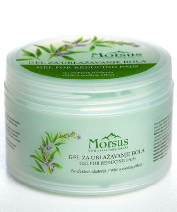 Morsus pain reducing gel
