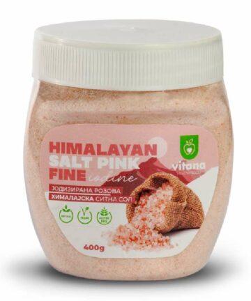 vitana himalayan salt pink