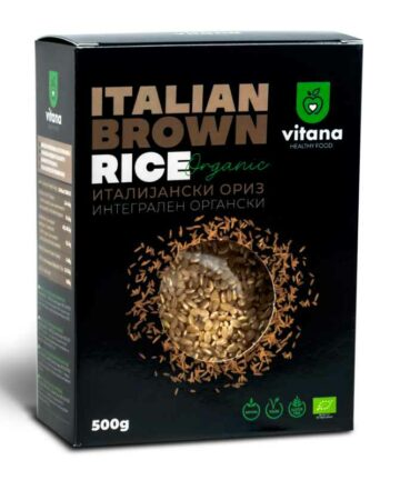 Vitana italian brown rice