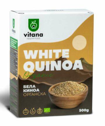 vitana white quinoa