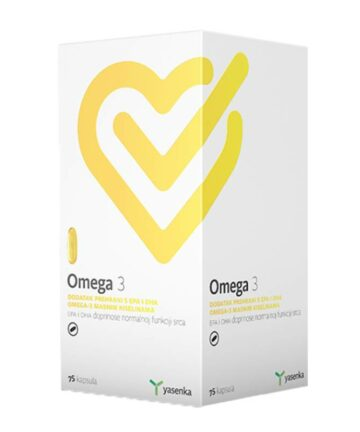Yasenka Omega 3 capsules