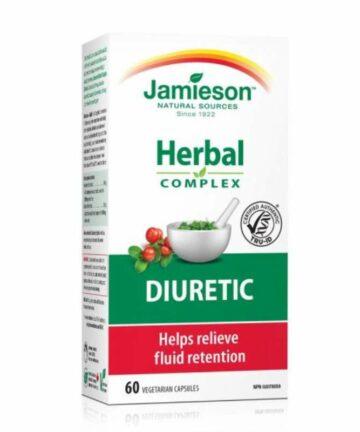 Jamieson diuretic capsules