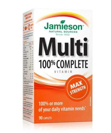 Jamieson Multimax strength