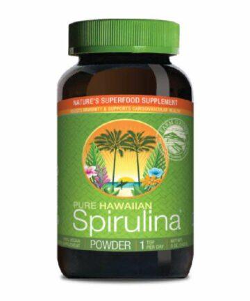 Nutrex Hawaiian spirulina powder