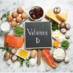 храна богата со витамин д