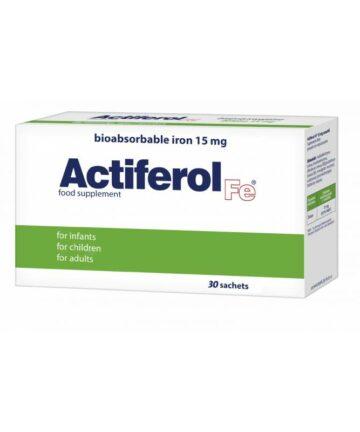 Actiferol Fe 15mg