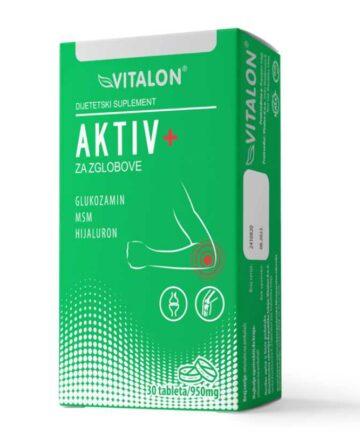 Vitalon Aktiv+ tablets