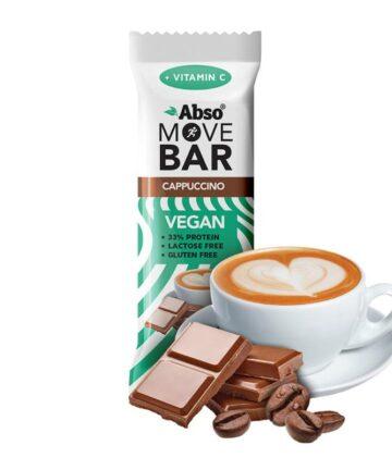Abso move bar cappuccino