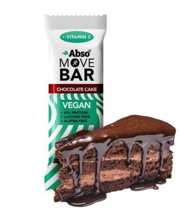 Abso Move bar chocolate cake