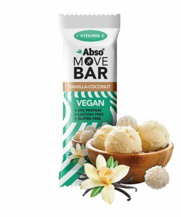 ABSO MOVE BAR Vanilla Coconut