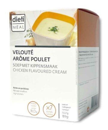 DietiMeal Chicken Cream Soup
