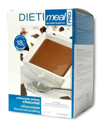 DietiMeal Chocolate Pudding