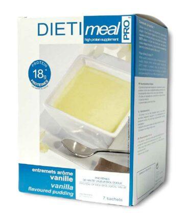 DietiMeal Vanilla Pudding