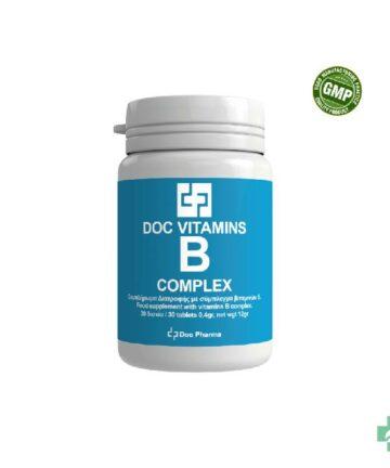 DOC B-complex tablets