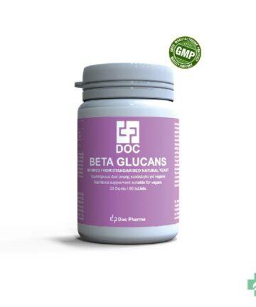 DOC Beta Glucans tablets