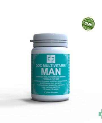 DOC Multivitamin Man tablets