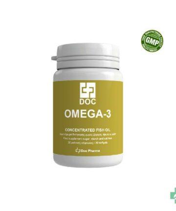 DOC Omega 3 capsules