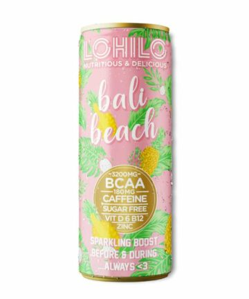 Lohilo Bali Beach drink