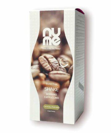 NUME Cappuccino shake