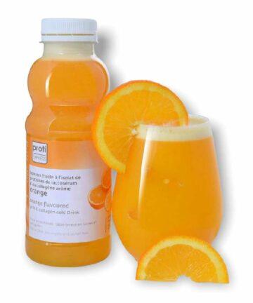 Proti express Orange cold drink