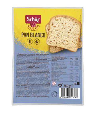 schar pan blanco